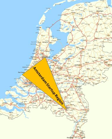 Amsterdam Startup Region